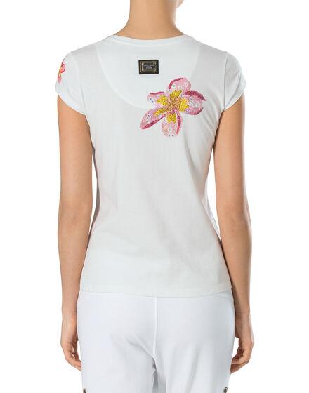 "T-shirt Round Neck SS ""Ceramic"""