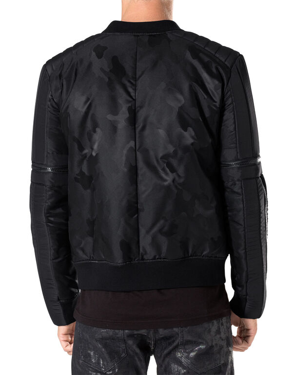 "Nylon Jacket ""Auxis"""