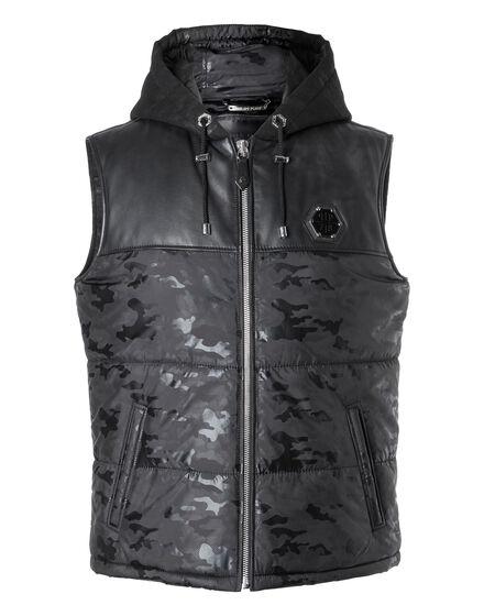 Short Vest Camou