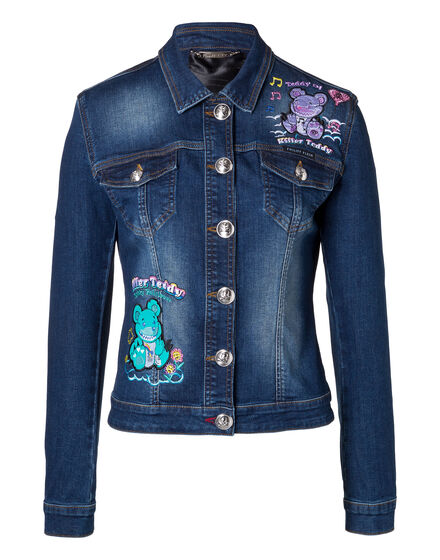 "Denim Jacket ""Aime"""