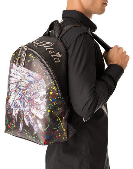 "Backpack ""Old school"""