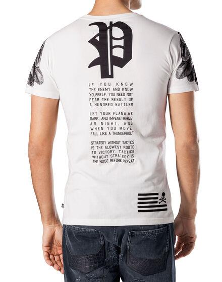 "T-shirt Round Neck SS ""Kumare hotfix"""