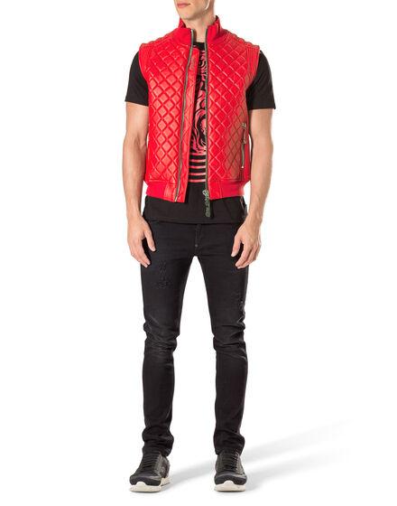 """T-shirt Round Neck SS """"Tribal Plein"""""""