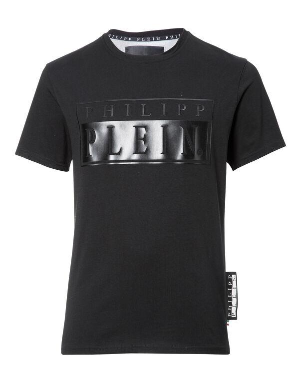 "T-shirt Round Neck SS ""Lift up"""