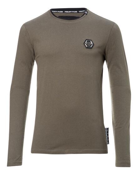 T-shirt Round Neck LS sebalter