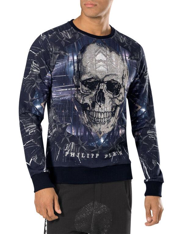 "sweatshirt ""the woods"""