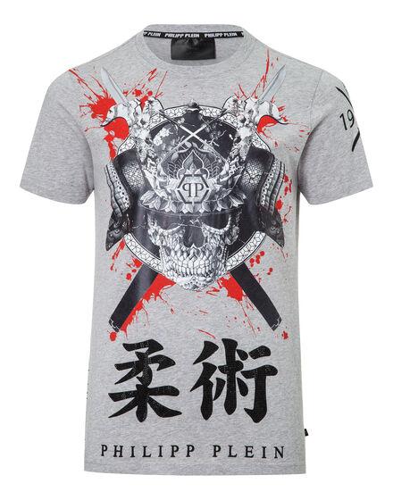 T-shirt Round Neck SS Hasu