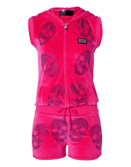 "Jumpsuit ""Light Rose"""