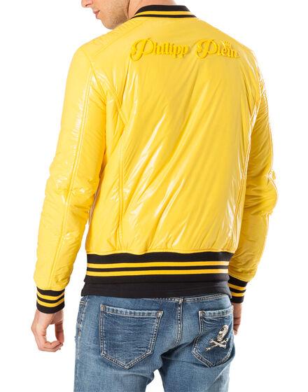 """Nylon Jacket """"Dunno"""""""
