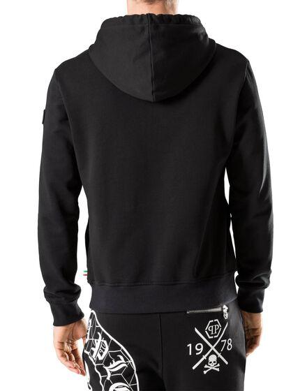"""Hoodie sweatshirt """"Alan"""""""