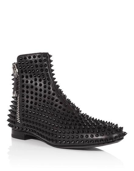 Boots Mid Flat Bad boy
