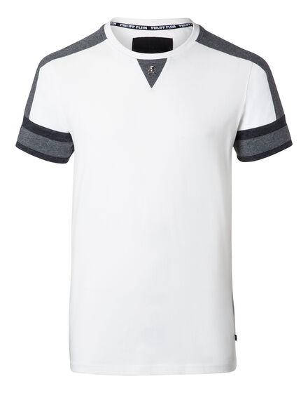 T-shirt Round Neck SS Hidesato