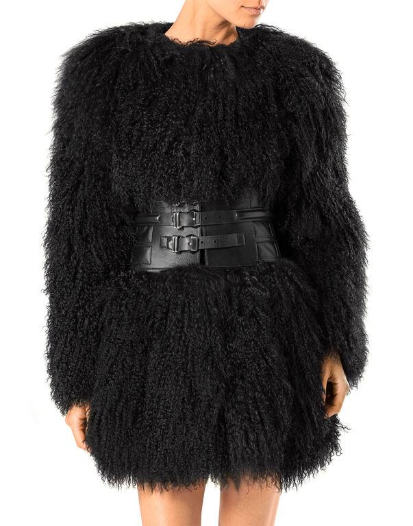 "coat ""entry"""