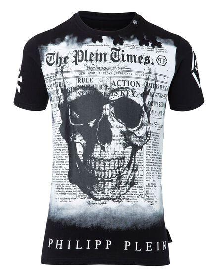 T-shirt Round Neck SS gilbert
