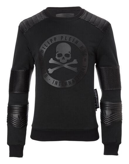 Sweatshirt LS Crazy