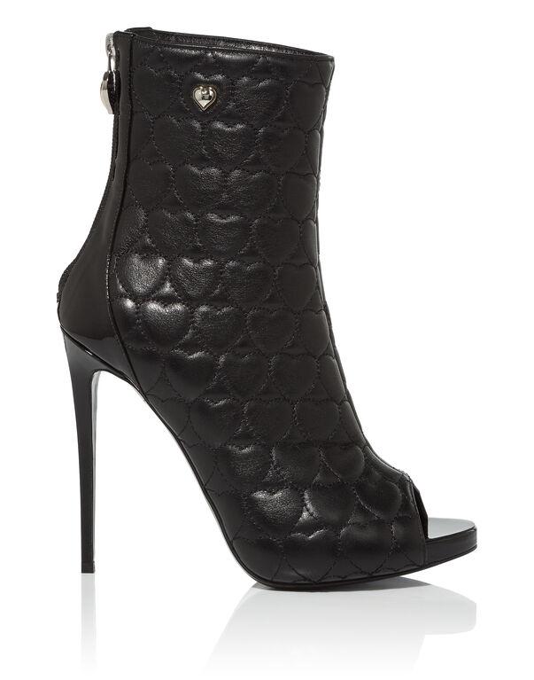 """Boots Mid Heels High """"Artemide"""""""