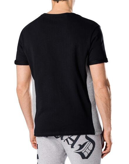 """T-shirt Round Neck SS """"Hidari"""""""