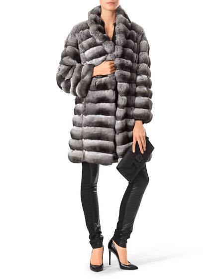 "fur coat ""melanie"""