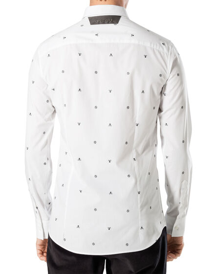 "Shirt Diamond Cut LS ""Adorn"""