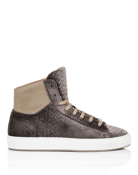 "Hi-Top Sneakers ""Roman"""