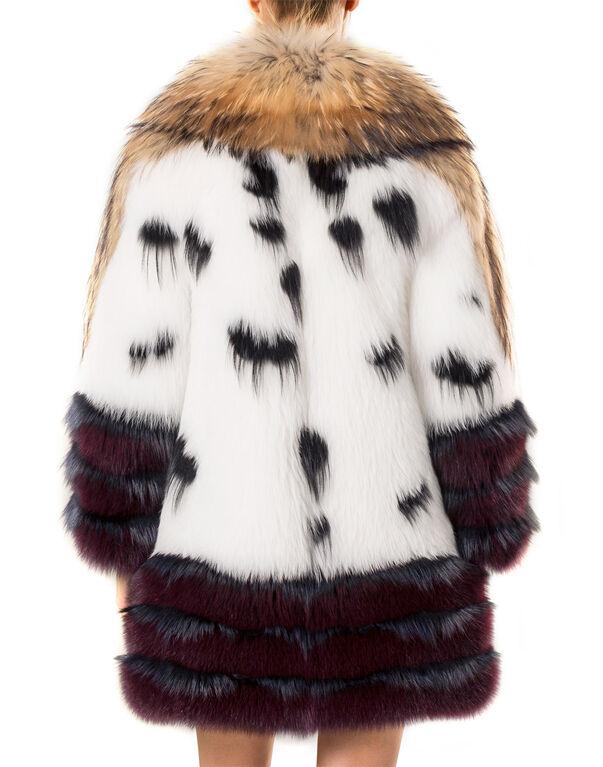 "fur coat ""golden time"""