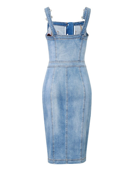 "Denim Dress ""Velyne"""