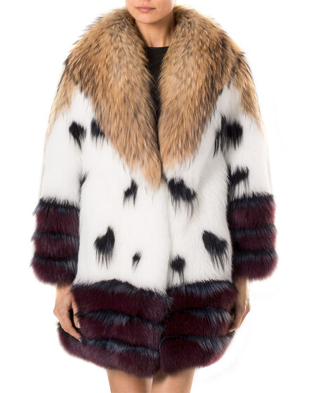 "fur coat ""golden time"""