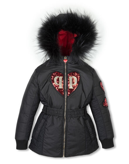 "Down Jacket ""Poison Love"""