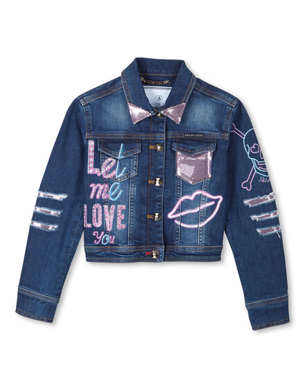 "Denim Jacket ""Guadalu"""
