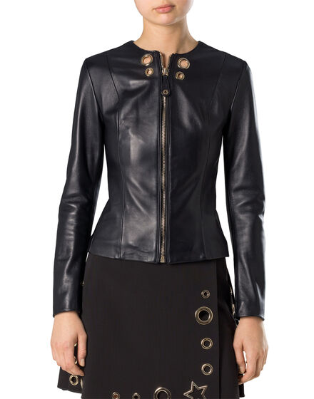 "Leather Jacket ""Avery"""