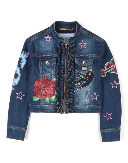 "Denim Jacket ""Giselda"""