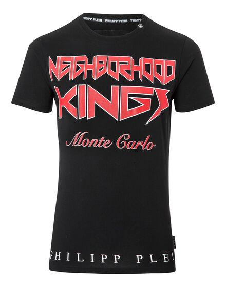 T-shirt Round Neck SS show monte carlo