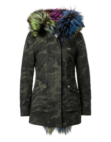 Parka Fashion District