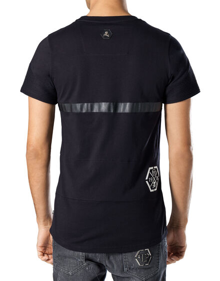 "T-shirt Round Neck SS ""Noh hotfix"""