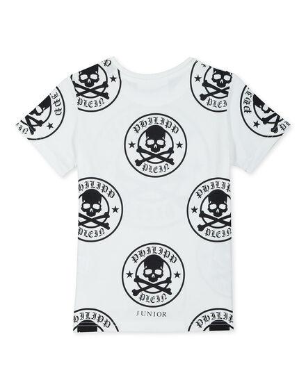 """T-shirt Round Neck SS """"Willpower"""""""