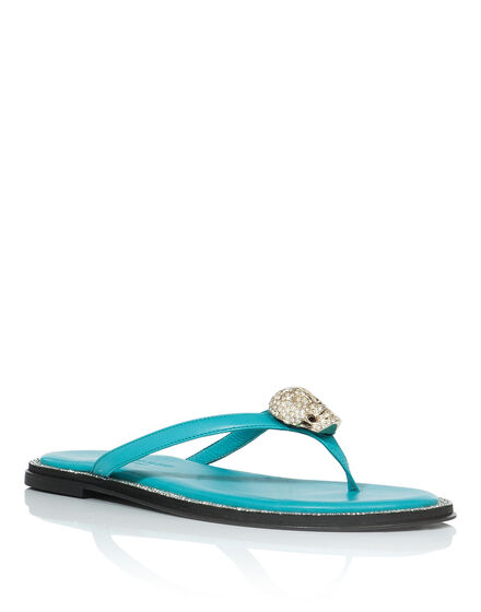 "Sandals Flat ""Bourges"""