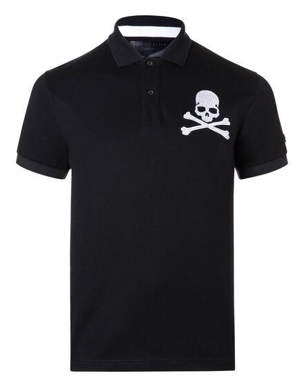 Polo shirt SS Double colors