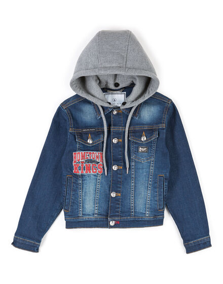 "Denim Jacket ""Hometown King"""