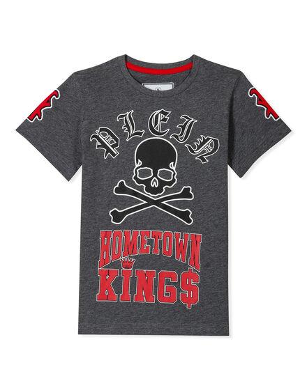 T-shirt Round Neck SS Last Daytons