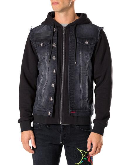 """Denim jacket """"Division"""""""