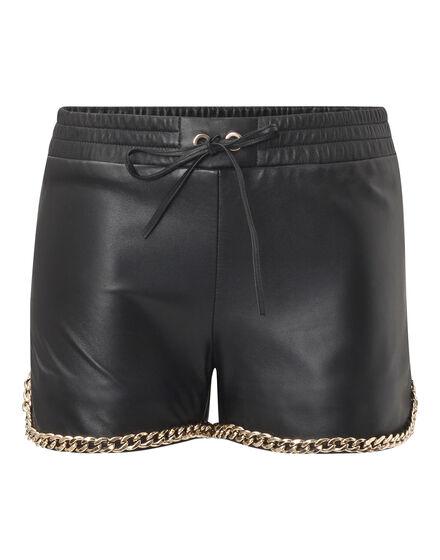 "Leather Shorts ""Karin"""