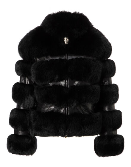 Fur Jacket ChinaTown