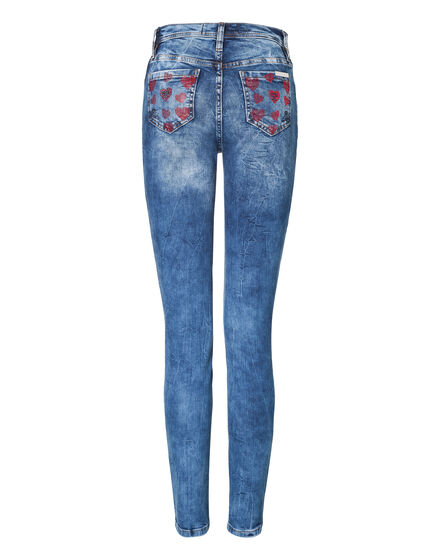 "High Waist Jegging ""Wellin"""