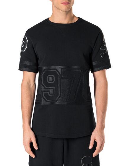 "T-shirt Round Neck SS ""Jordy"""