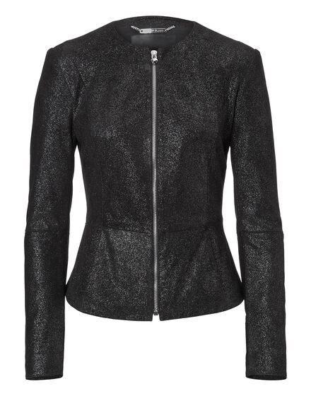 "Leather Jacket ""Sofia"""