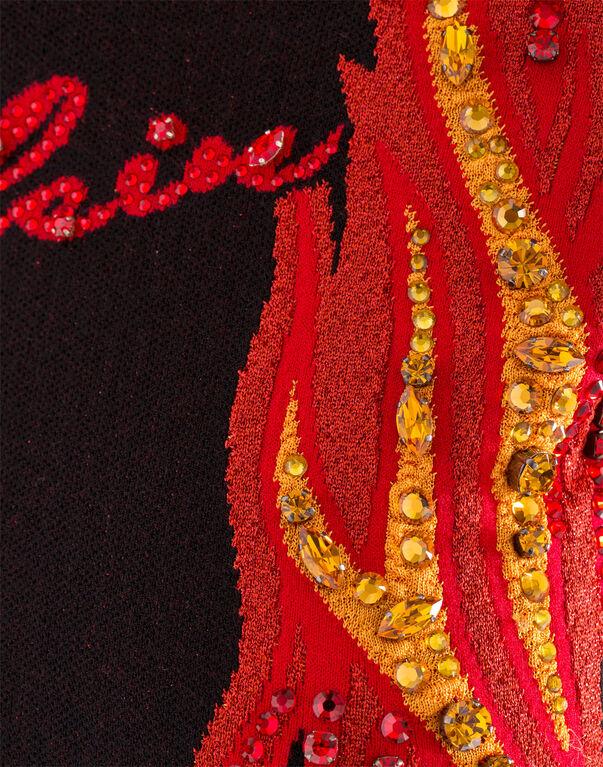 """Knit dress """"Alkanna"""""""