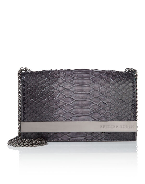 "shoulder bag M ""reptilia"""