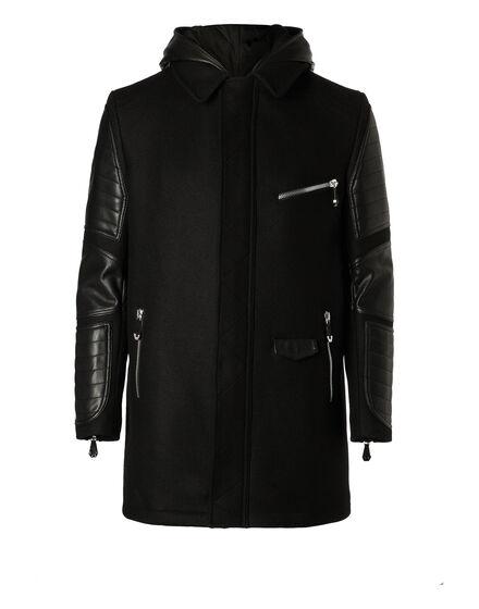"""Coat Long """"Nivek"""""""