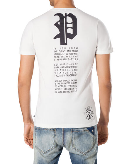 """T-shirt Round Neck SS """"Mara"""""""