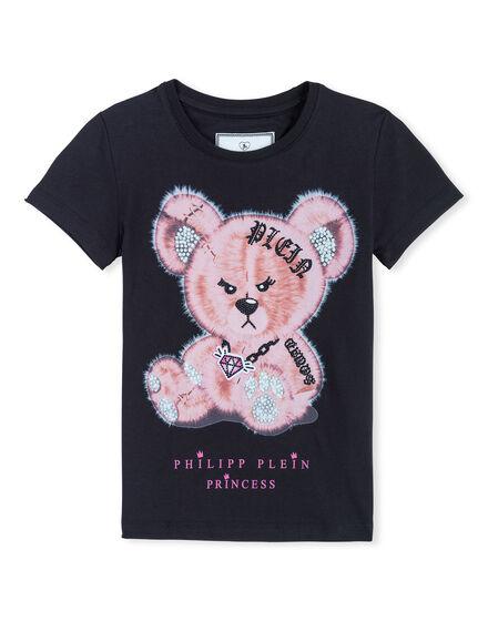 T-shirt Round Neck SS Popps